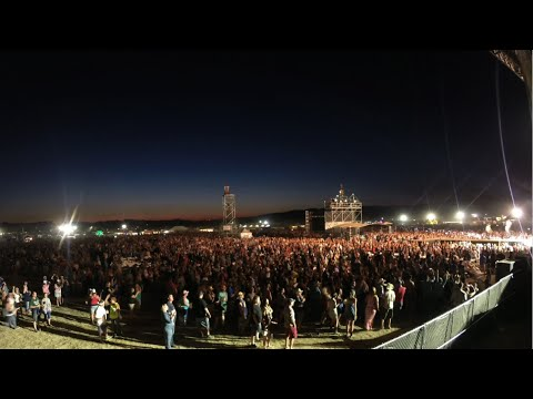 The 2015 Willamette Country Music Festival @ Brownsville - in Time Lapse