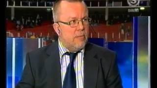Hockey vm 2003 - Tre kronor mot Danmark