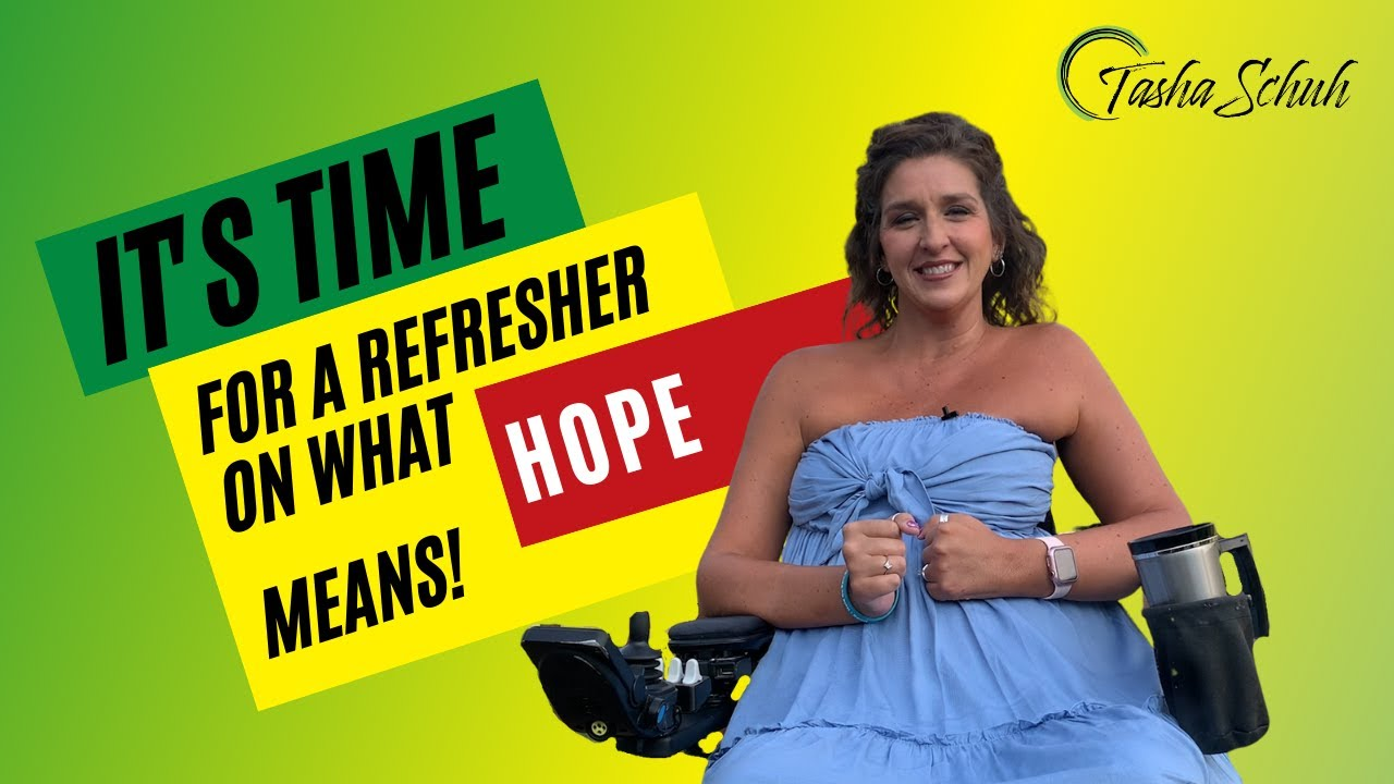 """It's Time for a Refresher on What """"Hope"""" Means"""