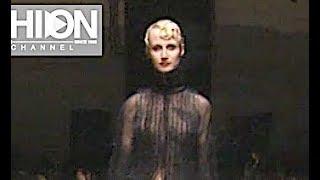GIANFRANCO FERRÉ Fall 2000/2001 Milan - Fashion Channel