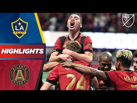 HIGHLIGHTS: LA Galaxy vs. Atlanta United FC | April 21, 2018