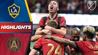 HIGHLIGHTS: LA Galaxy vs. Atlanta United FC | April 21, 2018