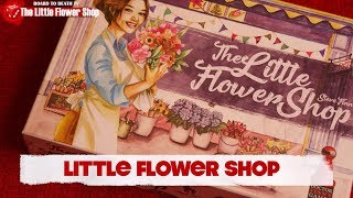 The Little Flower Shop Board Game Review