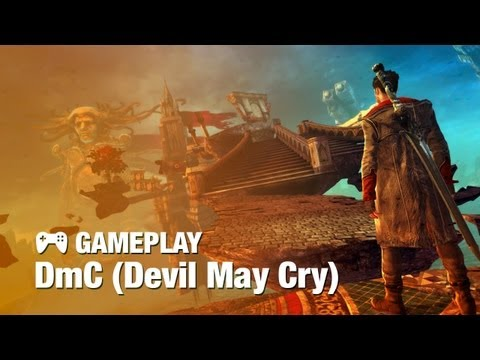 DmC (Devil May Cry) | Intro + Gameplay | Español