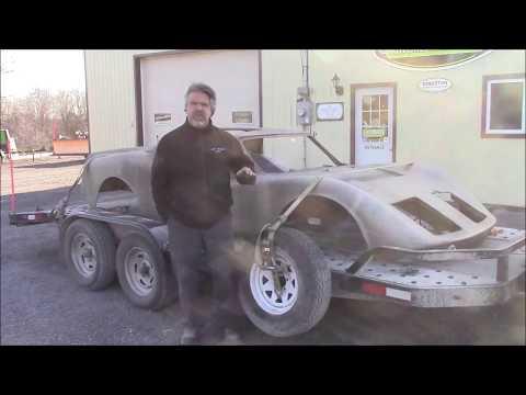 Bradley G.T. VW Kit Car Fiberglass Body For Future Custom Build,  Lastchanceautorestore Com