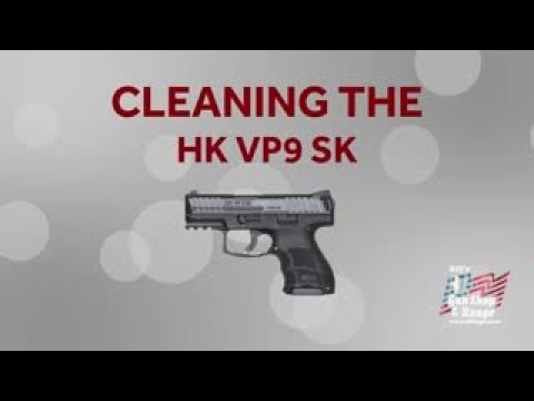 Cleaning The HK VP9 SK