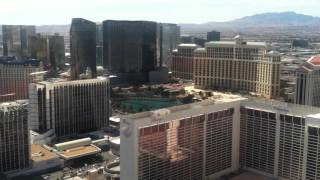 Las Vegas from High Roller Wheel
