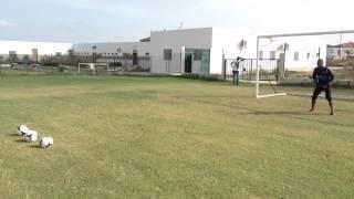 Génération Foot entrainement des gardiens U19