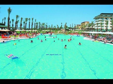 Mc Arancia Resort Hotel Alanya 5 All Inclusive Youtube