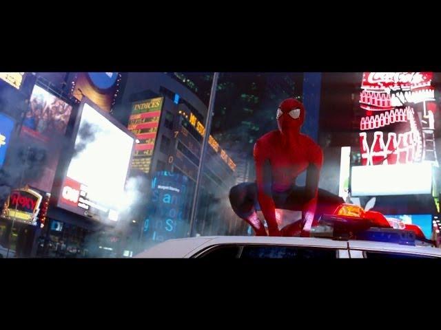 The Amazing Spider-Man 2 - Sneak Peek