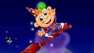 Волшебный СЧЕТ для малышей учимся  СЧИТАТЬ и ПИСАТЬ буквы 1 2 3