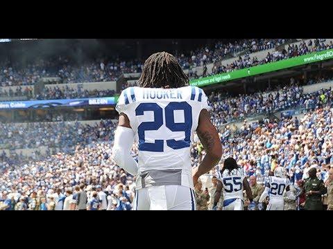 Malik Hooker 2017 Rookie Highlights