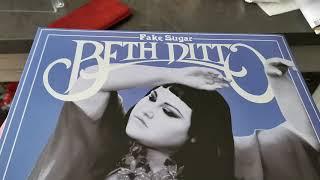 Beth Ditto 🇺🇲 - Fire - Vinyl Fake Sugar LP 🇪🇺 2017