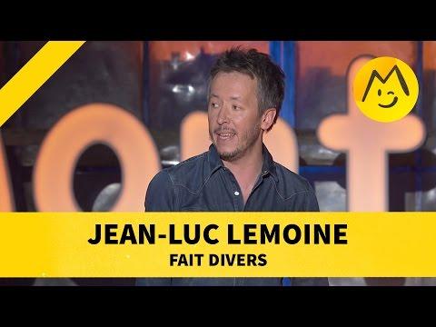"""Jean-Luc Lemoine  - """"Fait Divers"""""""