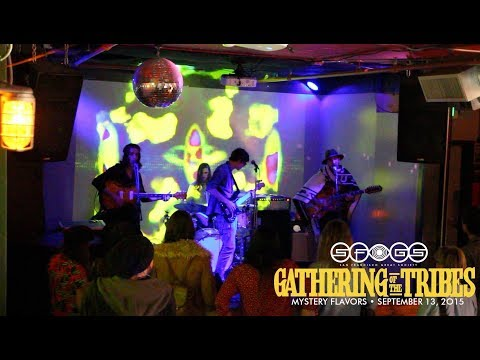 Gathering of The Tribes: A Psychedelic Music and Art Happening - Part One