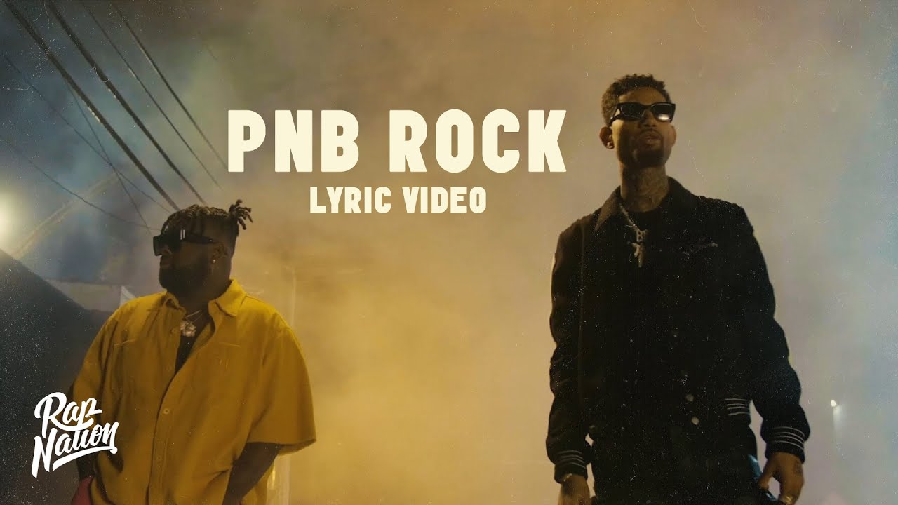 PnB Rock ft. Swae Lee & Pink $weats - Forever Never (Lyric Video) [Rap Nation Exclusive]