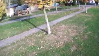 AR Drone Stausee Oberwald Teil 1
