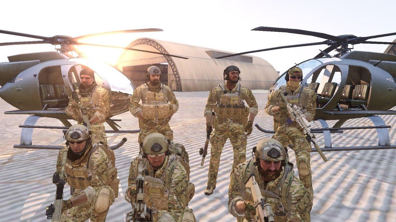 The Deal` - U S  Navy SEALs (Arma 3 Machinima) by John Hurn