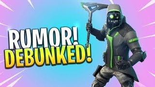 'LEAK' The Twitch Prime ARCHETYPE Skin Rumor DEBUNKED! - Fortnite: Bataille Royale