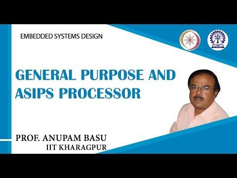 General Purpose and ASIPs Processor