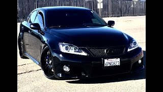 Sound Quality Bass'd Sound System with a little extra throttle - Lexus ISF - Rockford Fosgate SMD