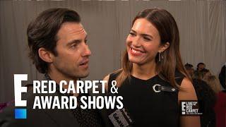 Mandy Moore & Milo Ventimiglia Talk