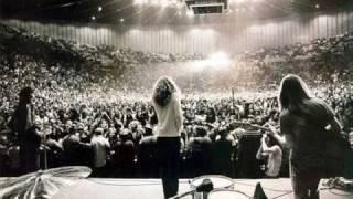 Led Zeppelin Achilles Last Stand Inglewood 1977