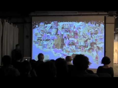 Urbano Young Curators' interview with Urban Planner Dan D'Oca, 2012