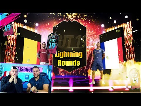 FIFA 19: WALKOUT PARTY im CYBER MONDAY Lightning-Round PACK OPENING 🔥😱 BEST OF !!