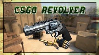 "CSGO: R8 Revolver Gameplay - CSGO R8 Revolver Gameplay ""NEW PISTOL  REVOLVER"" (CSGO REVOLVER CASE)"