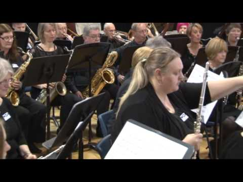 Dunbartonshire Concert Band   Journey to the Lion