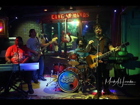 Dr B & The Ease - Floating - Chattanooga Live Music