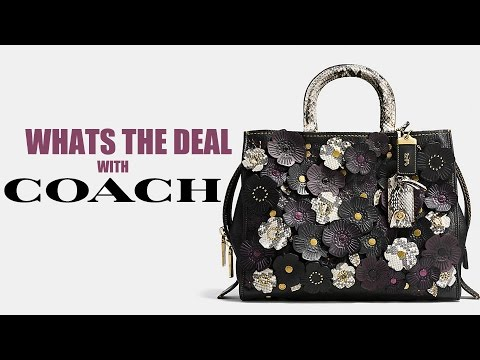 Whats the Deal with Coach?