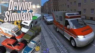 Driving Simulator 2012 Gameplay PC