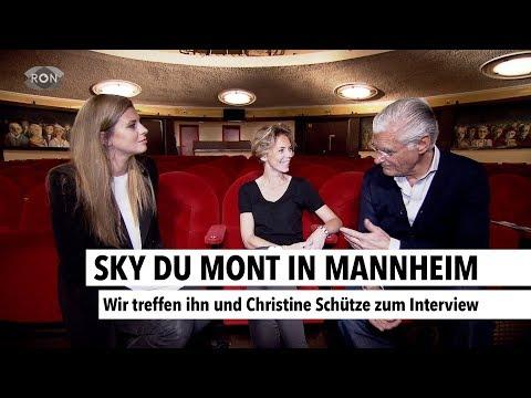 Sky du Mont in Mannheim  RON TV