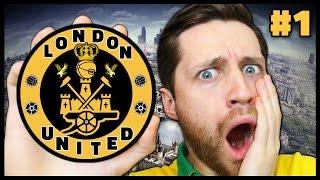 LONDON UNITED! #1 - Fifa 15 Ultimate Team