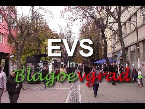 EVS in Blagoevgrad