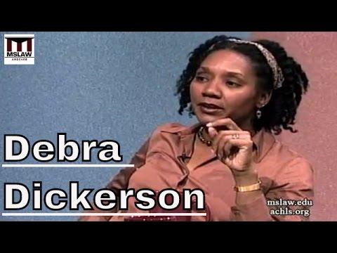 An American Story: Debra Dickerson