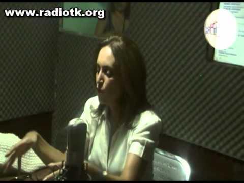Entrevista en Exclusiva, Dip. Federal Augusta Díaz de Rivera. RADIO TK