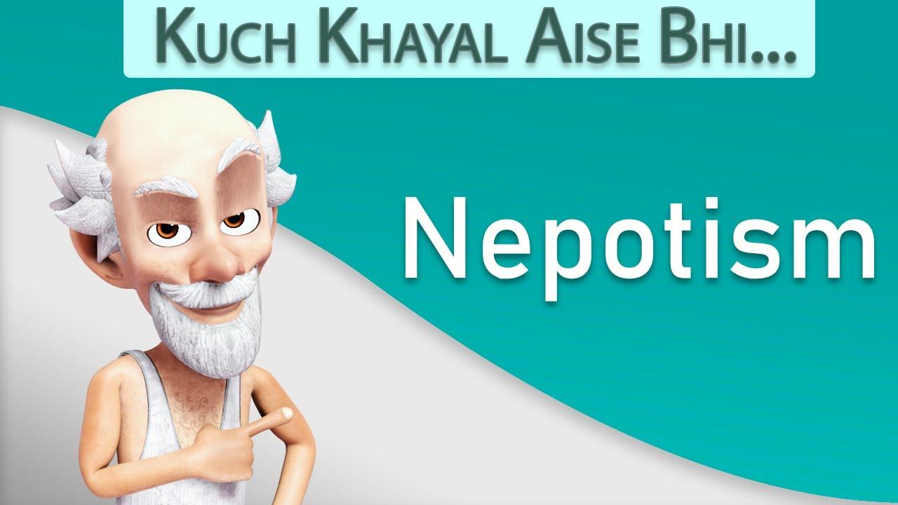 Kuch Khayal Aise Bhi | Nepotism | Bhurji wale chacha