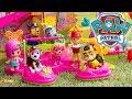 La Pat Patrouille s'amuse à la Fête Foraine Histoire de Paw Patrol Story Time Jouet Toy Kids