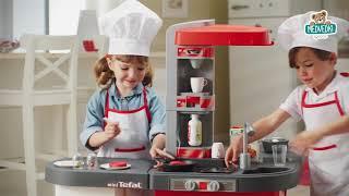 Otroška kuhinja Tefal Studio XL Smoby elektronska