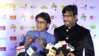 ajay atul marathi mirchi music awards 2017 red carpet   full video