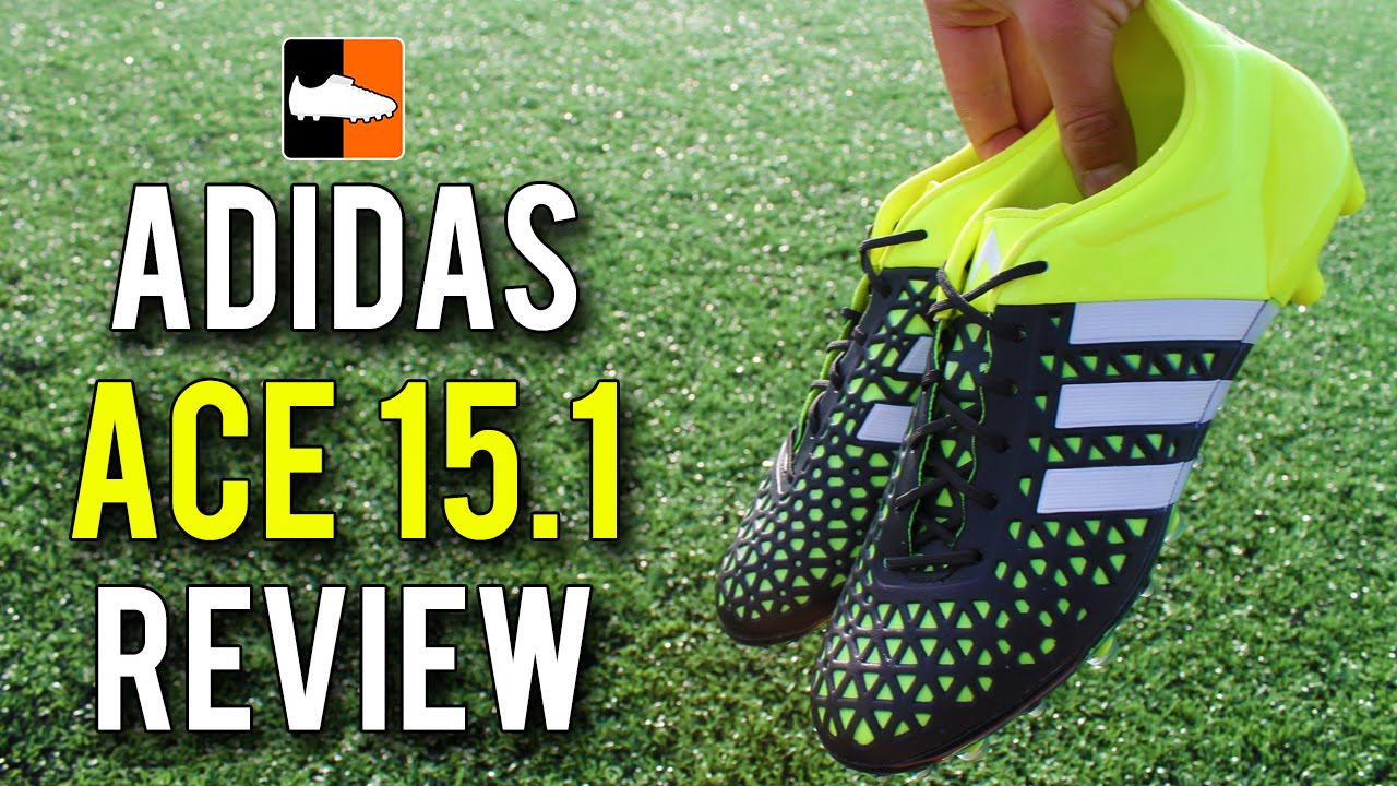 Integración Por nombre Ladrillo  adidas Ace 15.1 Review - New Control Range #BeTheDifference - YouTube
