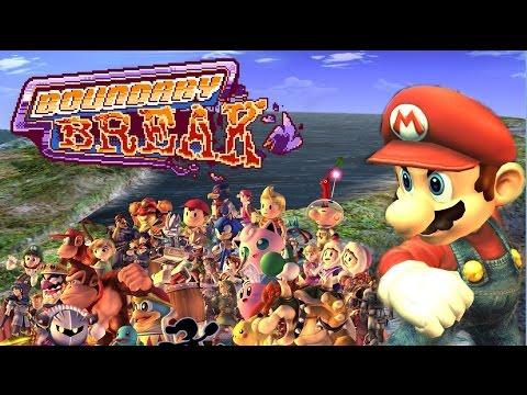 Off Camera Secrets   Super Smash Bros. Brawl  - Boundary Break