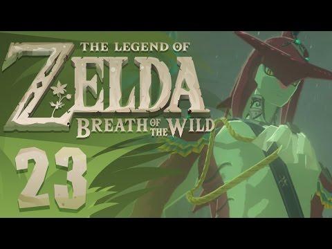 The Legend of Zelda: Breath of the Wild - Part 23 - Prince Sidon! (Gameplay Walkthrough)