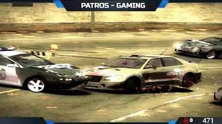 Need For Speed - Most Wanted [Nocne Granie] +18