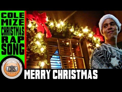 Christmas Rap Music.Christmas Rap Music Video Cole Mize