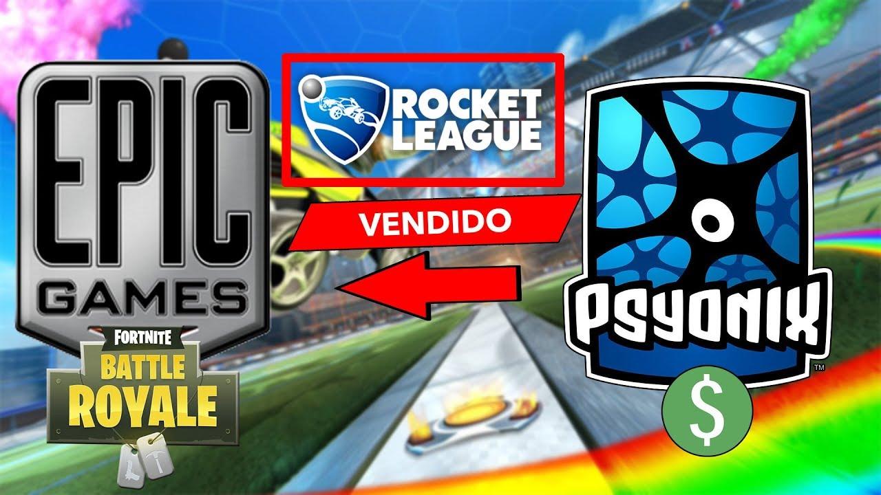 ⚠️ EXPLICACIÓN IMPORTANTE⚠️ EPIC GAMES COMPRA ROCKET ...