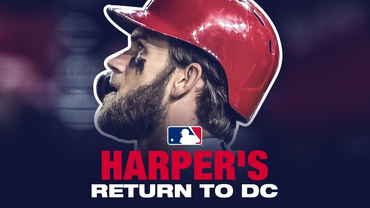 Bryce Harper With the Epic Bat Flip (and, Oh Yeah, a Homer)